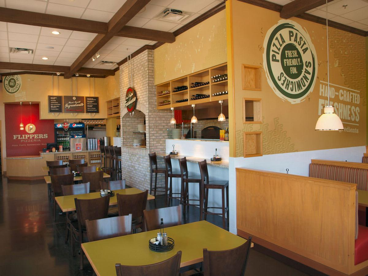 Clermont Commercial General Contractor - Pizza