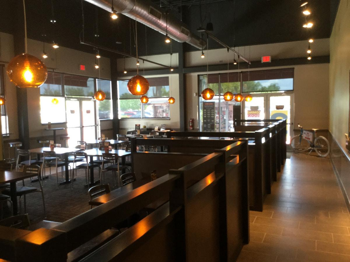 Kissimmee Commercial General Contractor - Fast Casual Restaurant