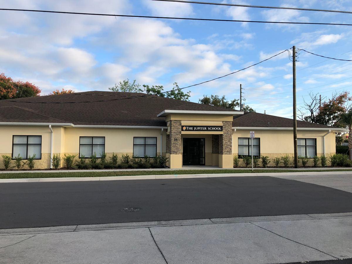 Orlando Commercial General Contractor - Daycare Entrance