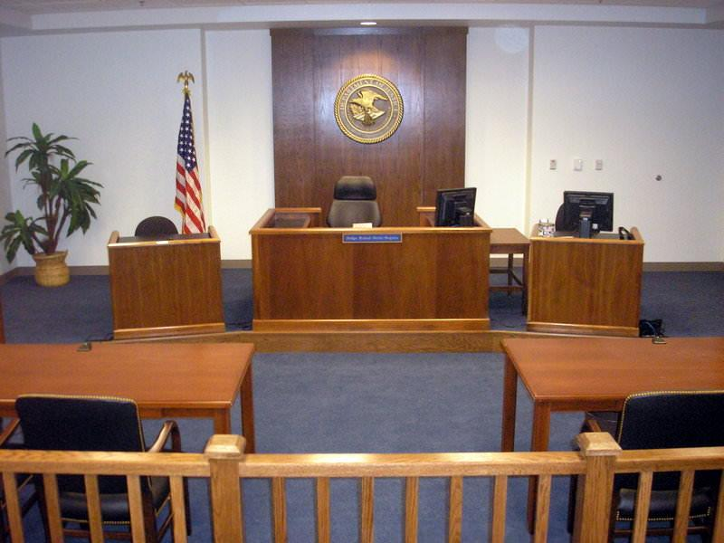 Orlando Commercial General Contractor - Federal Court