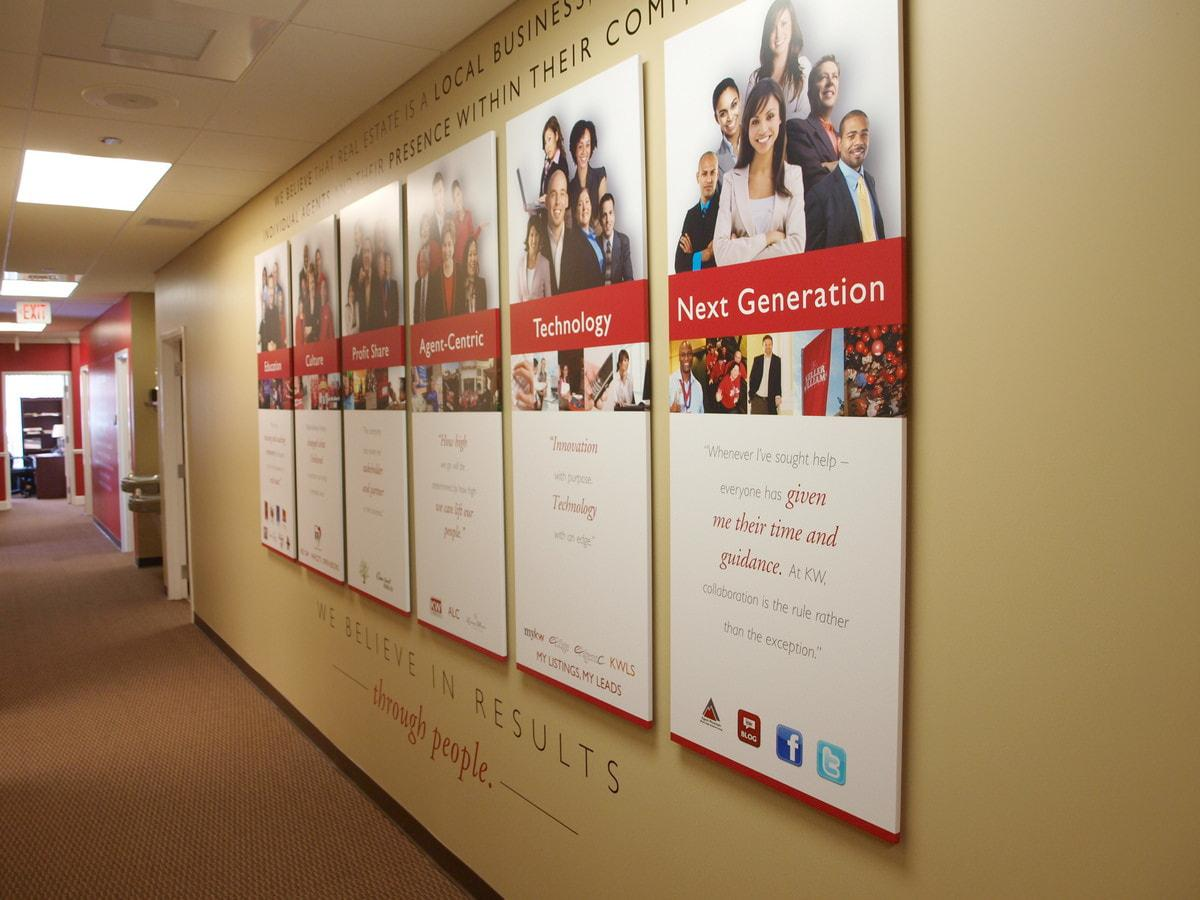 Oviedo Commercial General Contractor - Multiple Graphics