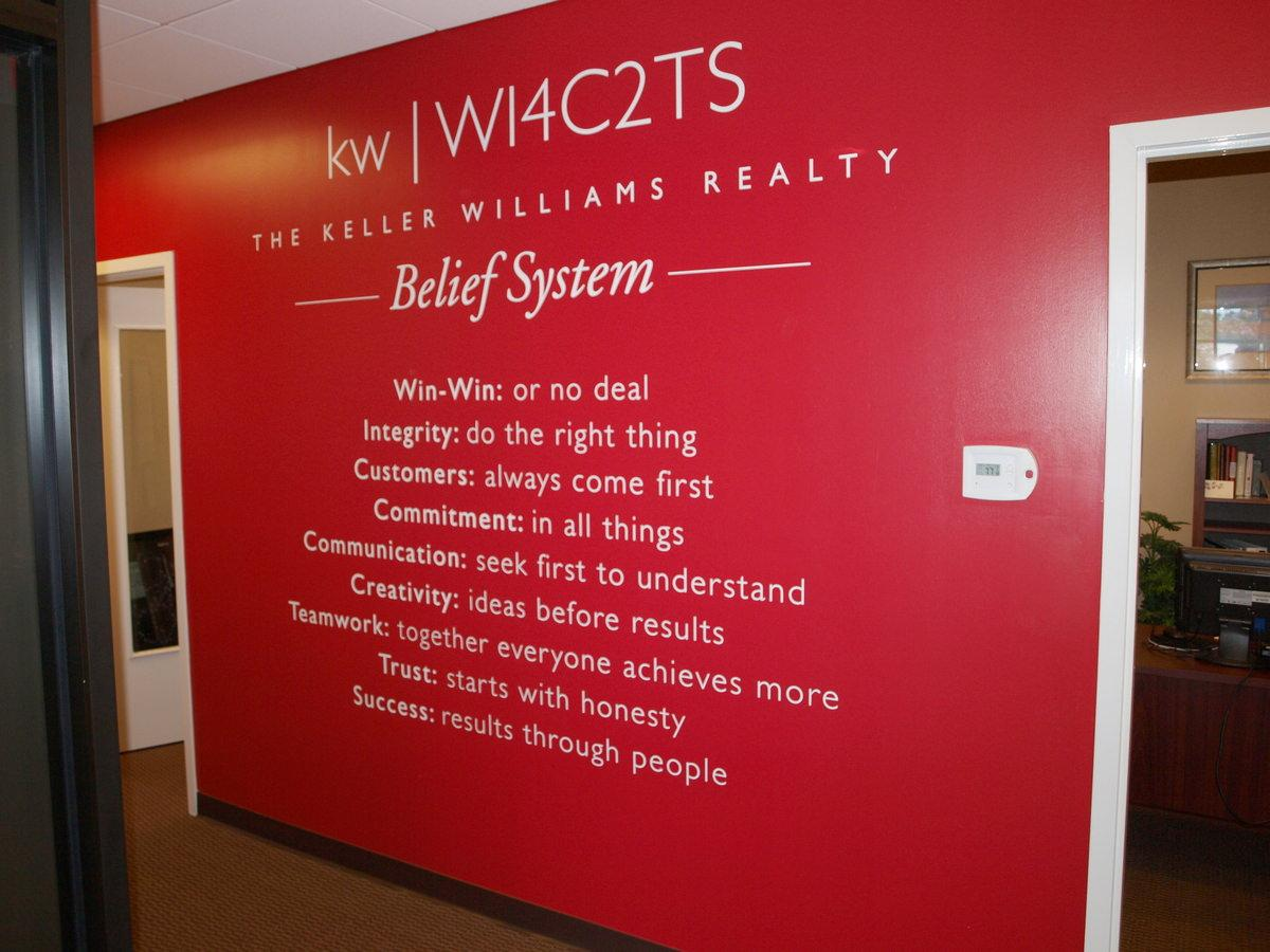 Oviedo Commercial General Contractor - Wall Graphics