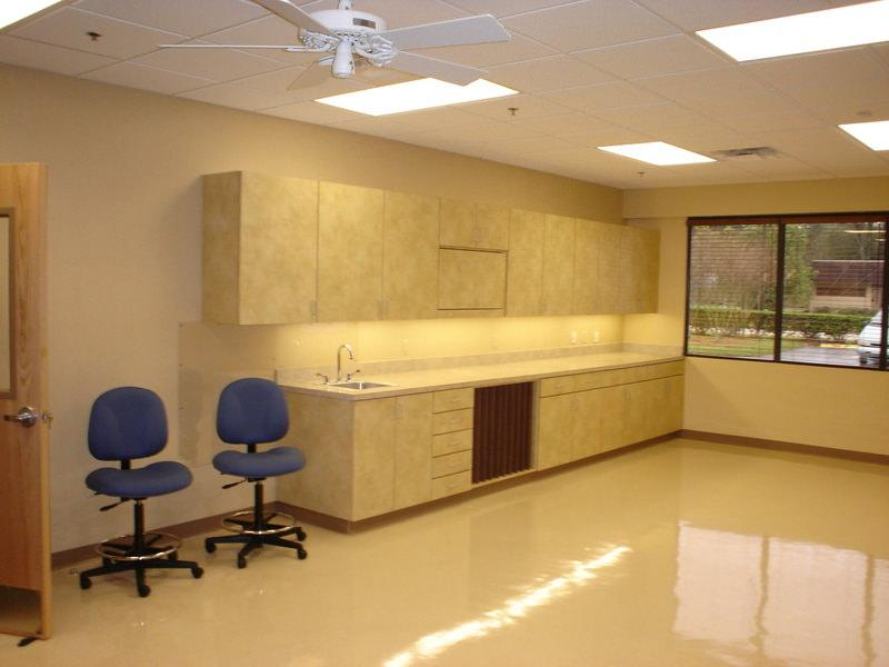 Winter Park Commercial General Contractor - Therapy Room