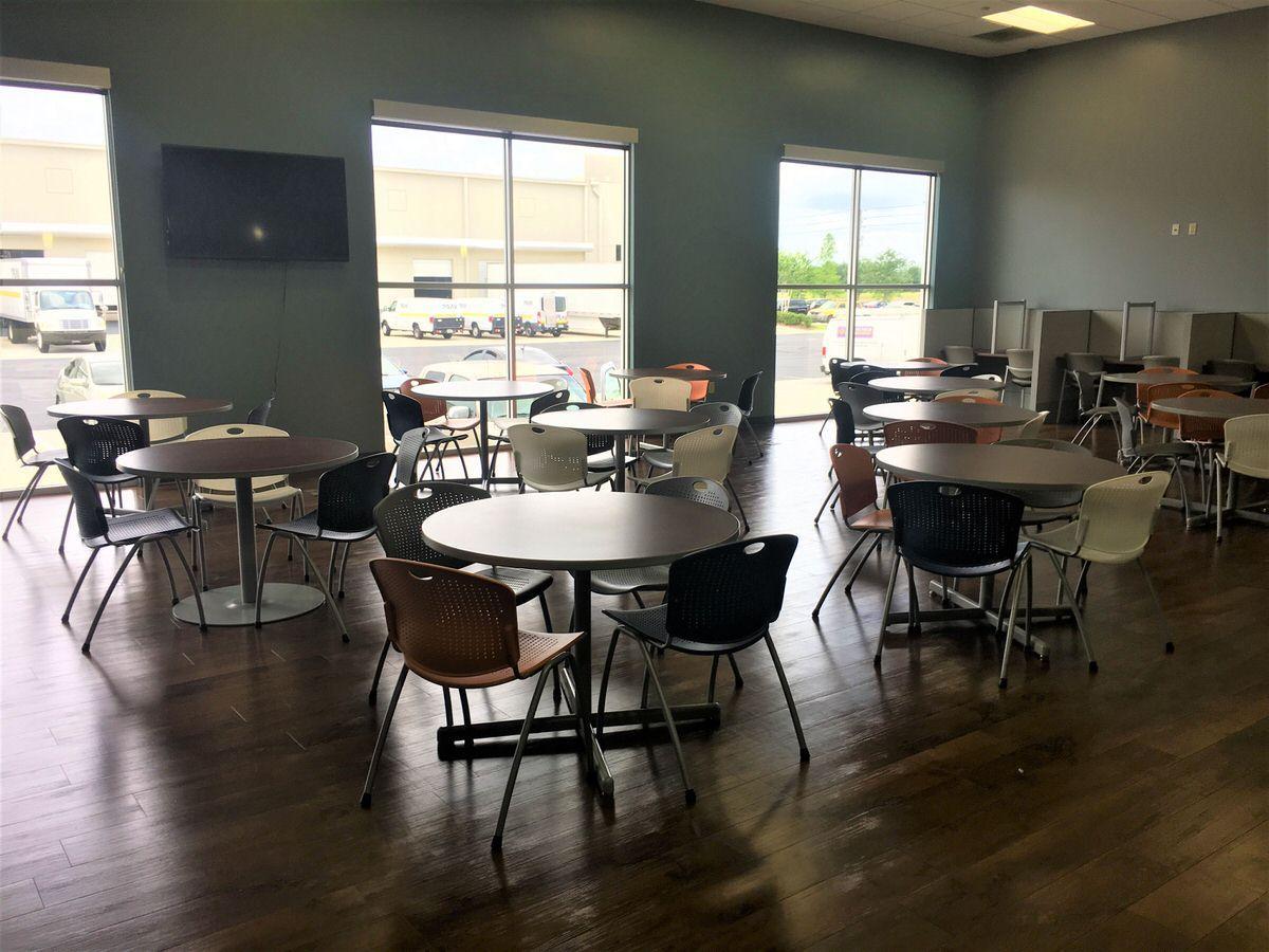 Orlando Warehouse Construction Builder Break Room Renovation