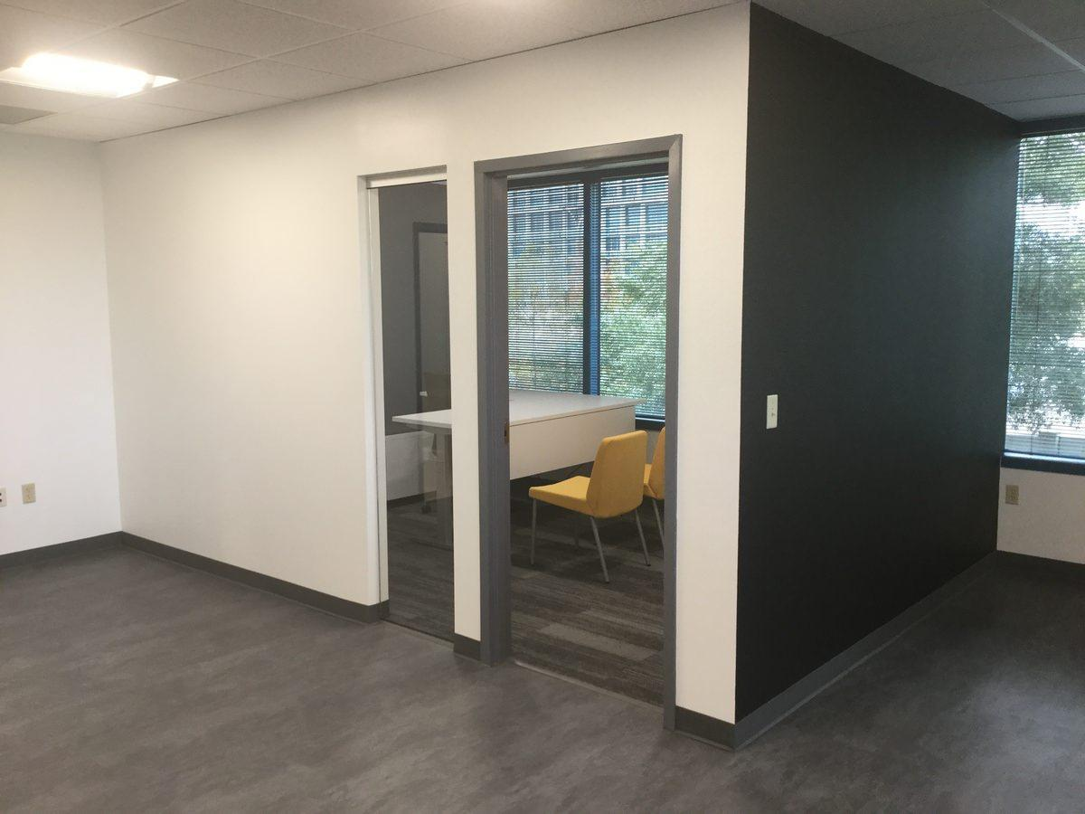 Tenant Build Out for Office Space