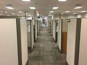 Orlando General Contractor for Warehouse Office