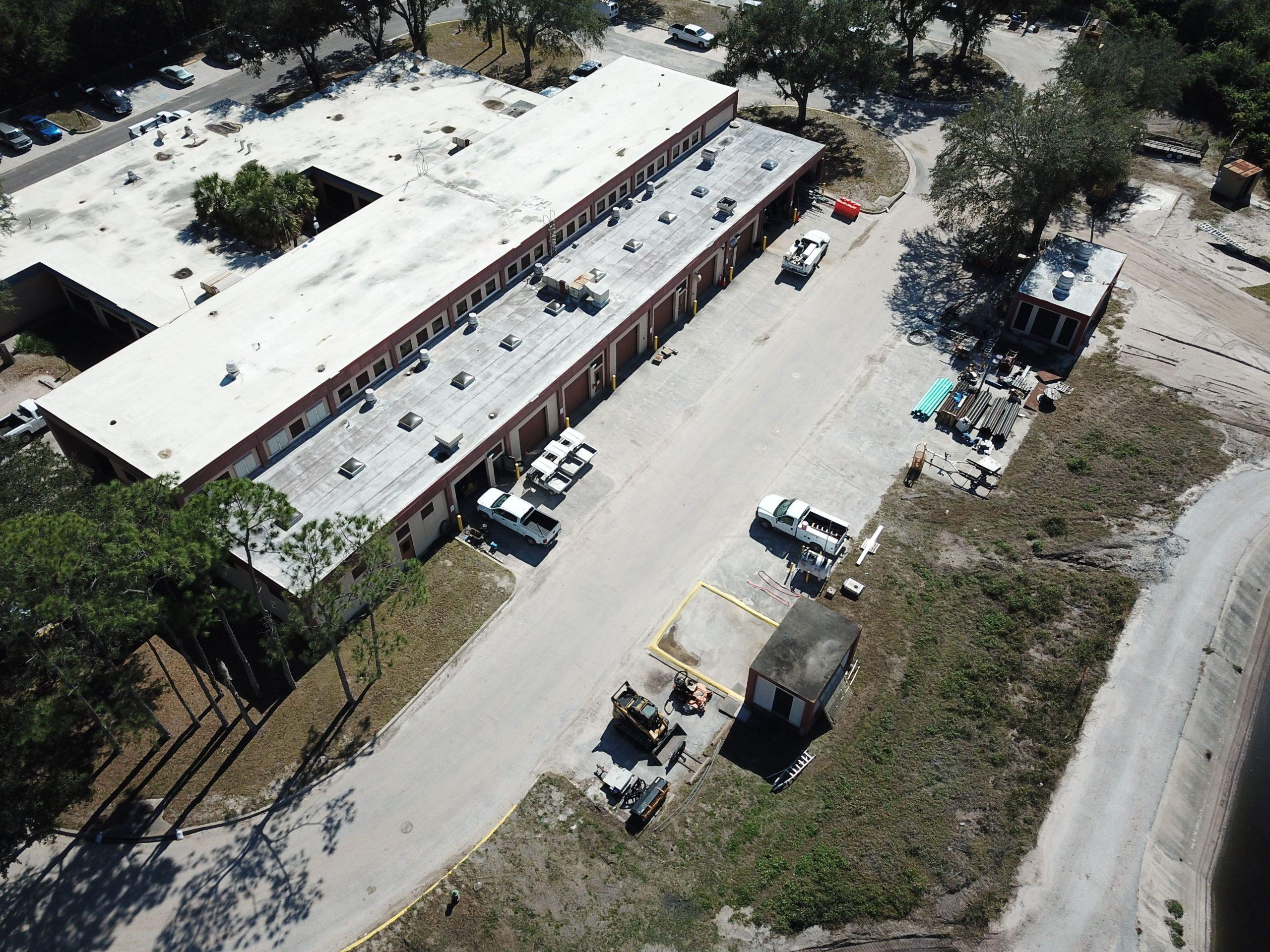 Orlando General Contractor Commercial New Roof