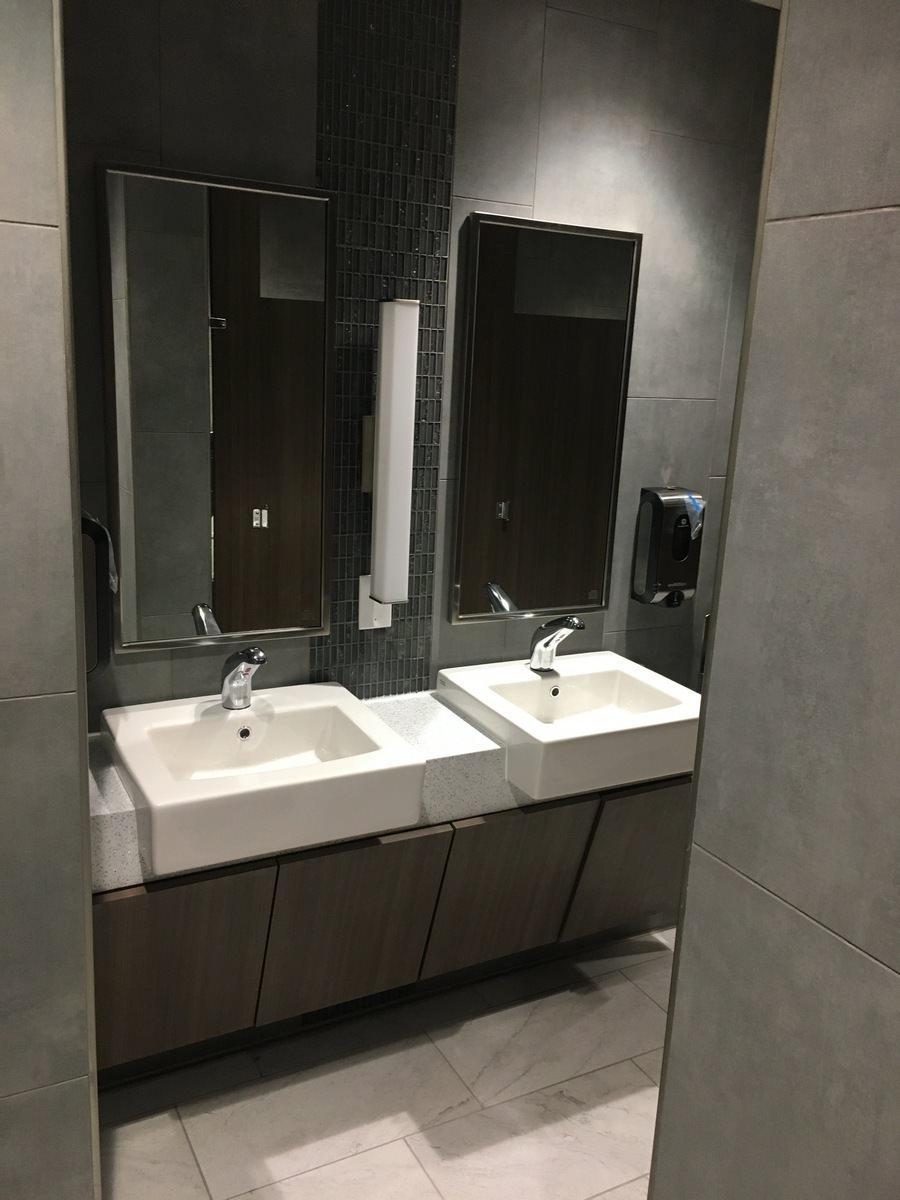Orlando General Contractor Renovation for Capital Plaza ADA Bathroom