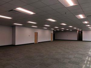 Office Space in Warehouse General Contractor