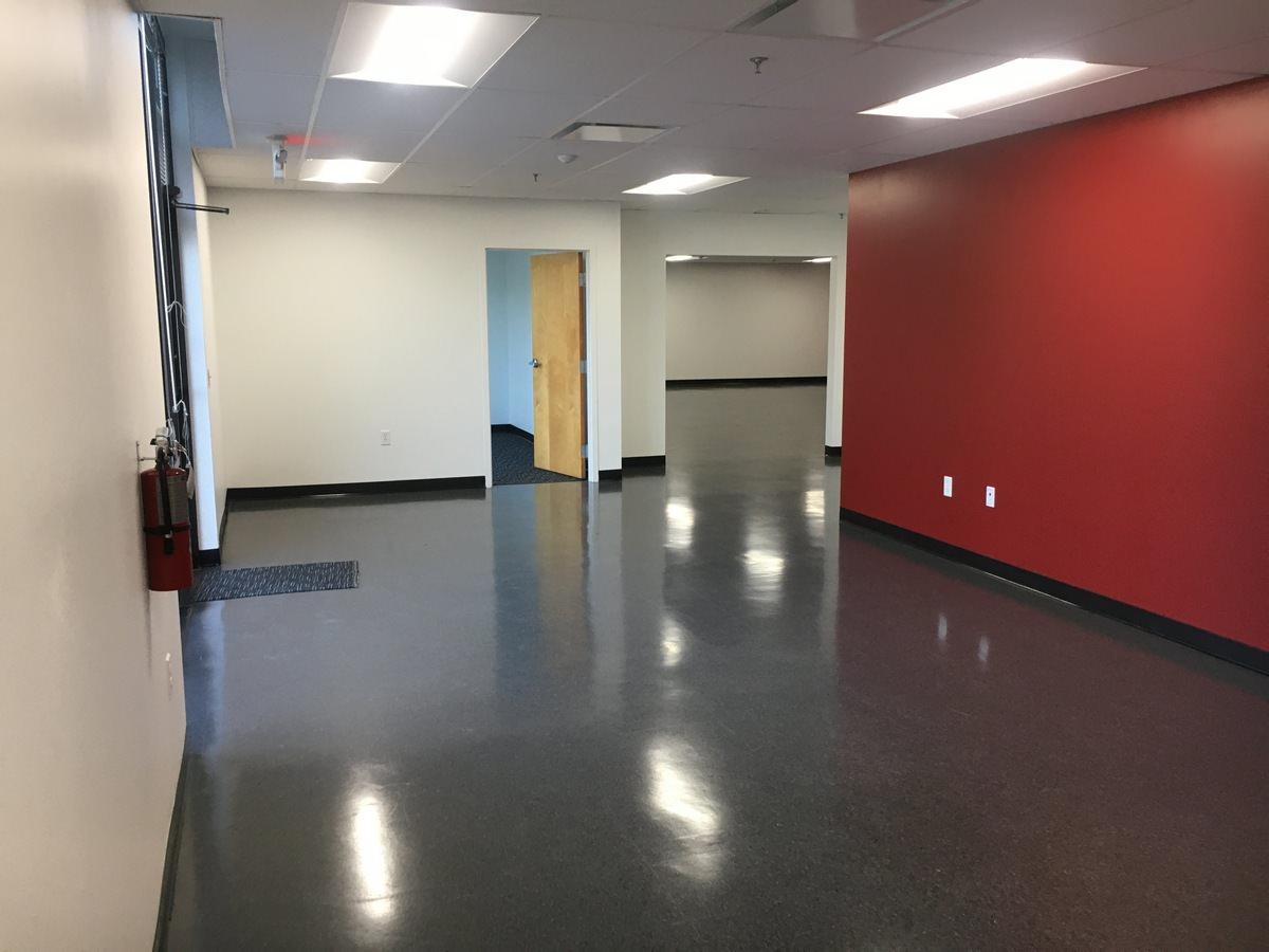 Orlando General Contractor for Warehouse Reception