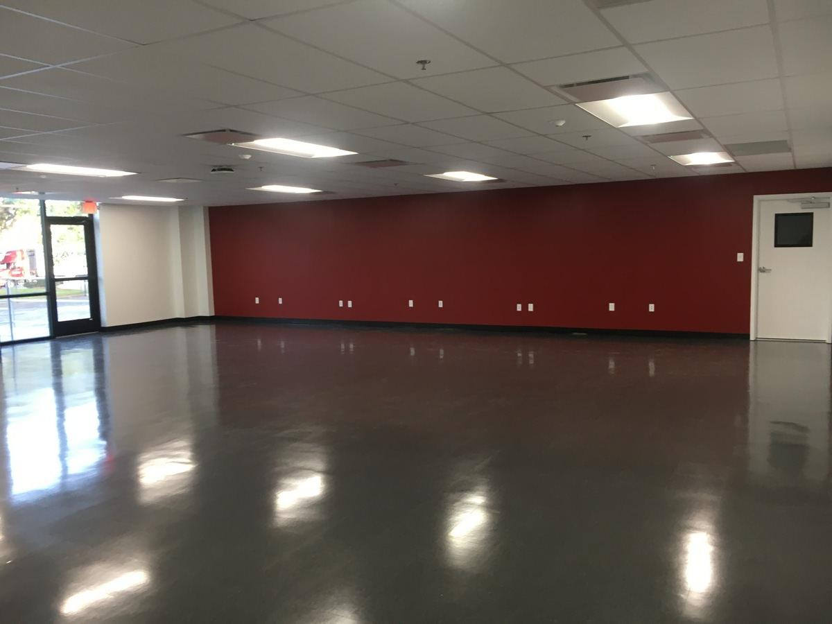 Orlando General Contractor for Warehouse Training Room