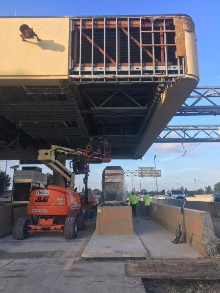 Orlando GC starting 417 Expressway Toll Plaza Renovation