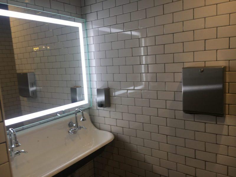 Orlando GC for Restaurant Bathroom
