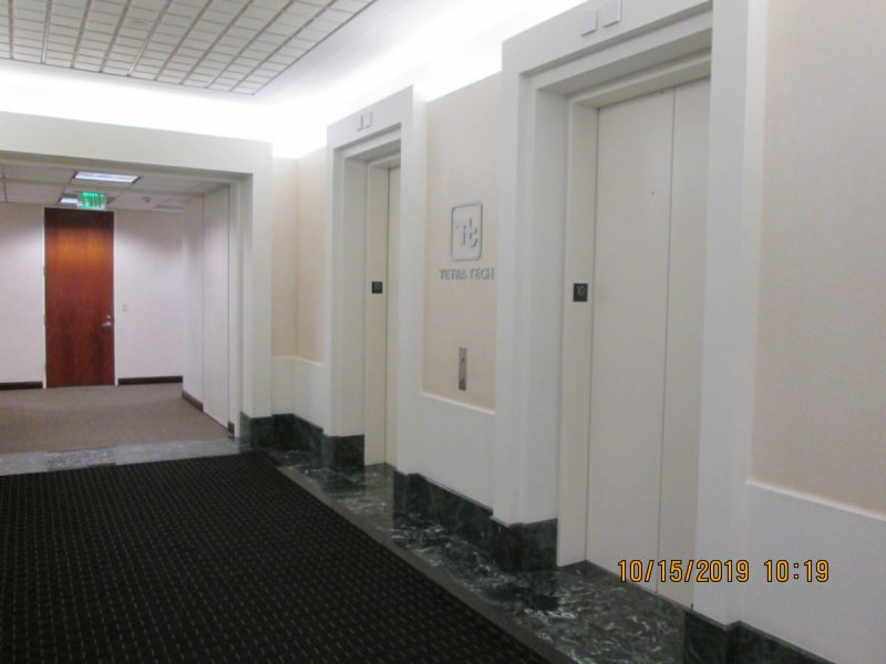 Before Orlando General Contractor for Capital Plaza Renovation