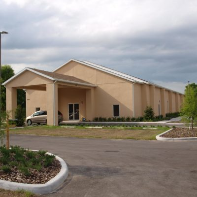 Commercial Addition - Church