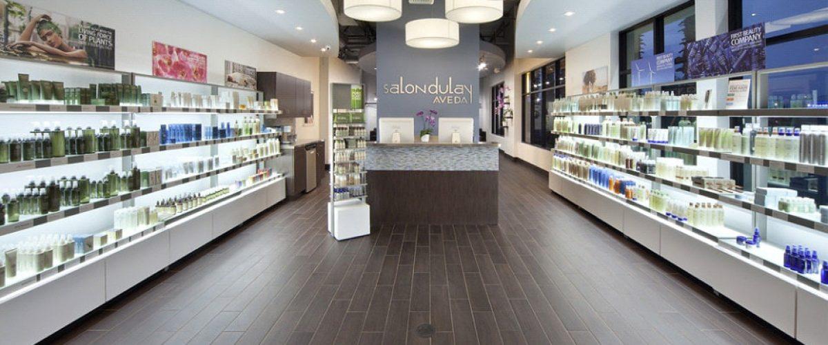 Commercial Renovation Beauty Salon