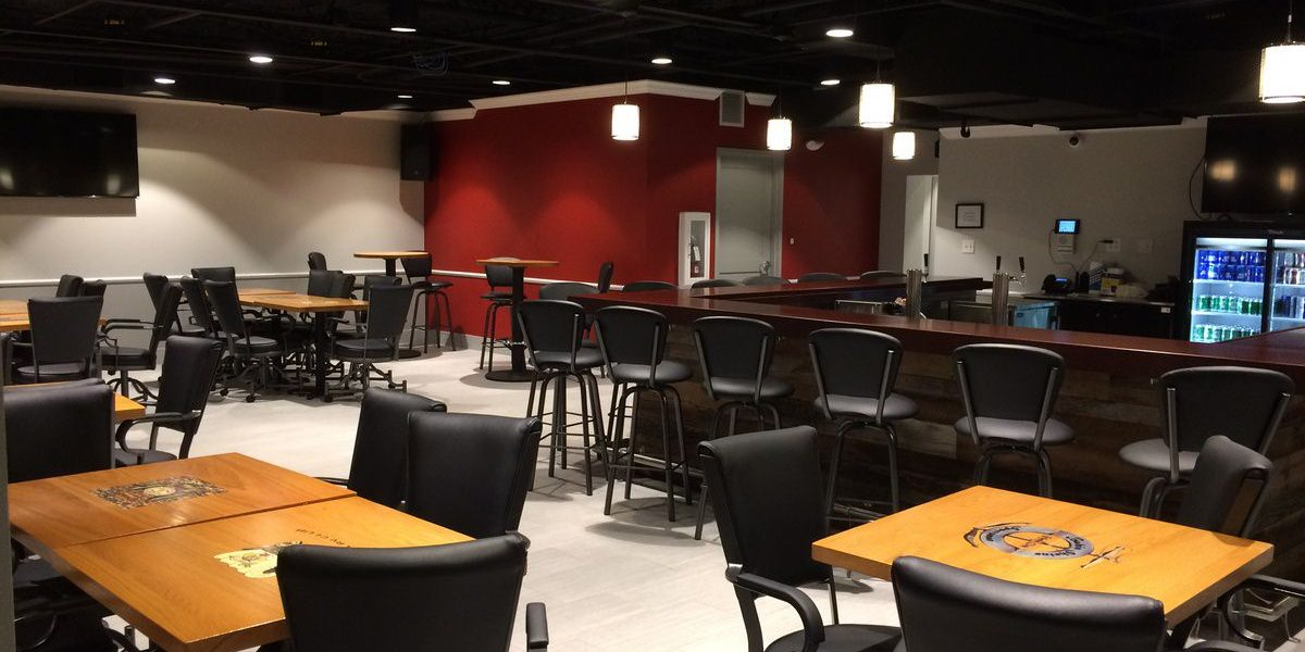 Commercial Renovation Club Bar and Dining