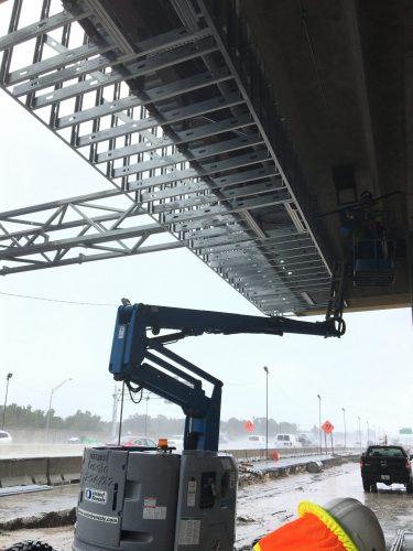 Orlando General Contractor finishing Metal Framing