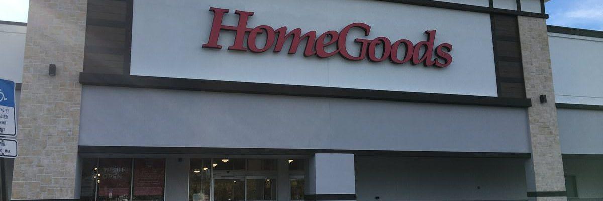 Kissimmee Commercial Renovation GC for HomeGoods in Brandon