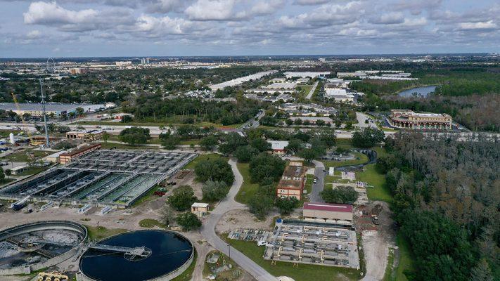GC Renovation for Orlando Water Reclamation Center