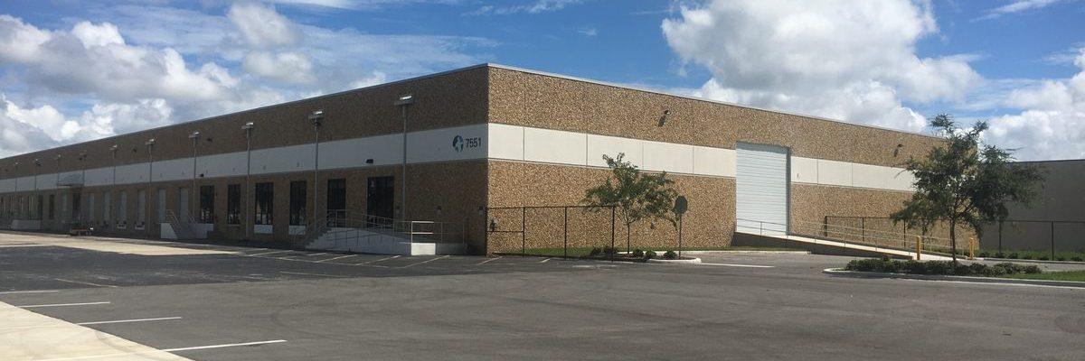 Renovation General Contractor GC for Orlando Industrial Warehouse