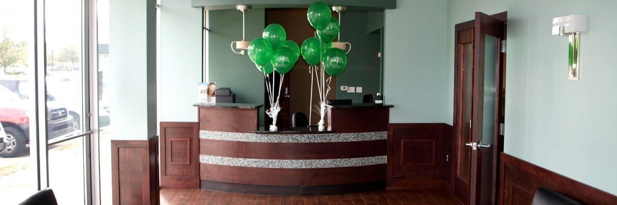 Heartland Dental Office Tenant Build Out