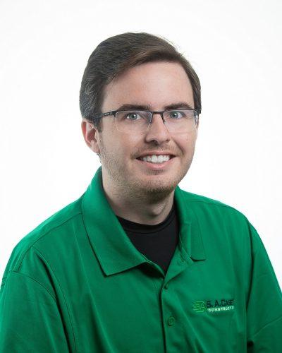 S. A. Casey Construction Team Member Ian Casey
