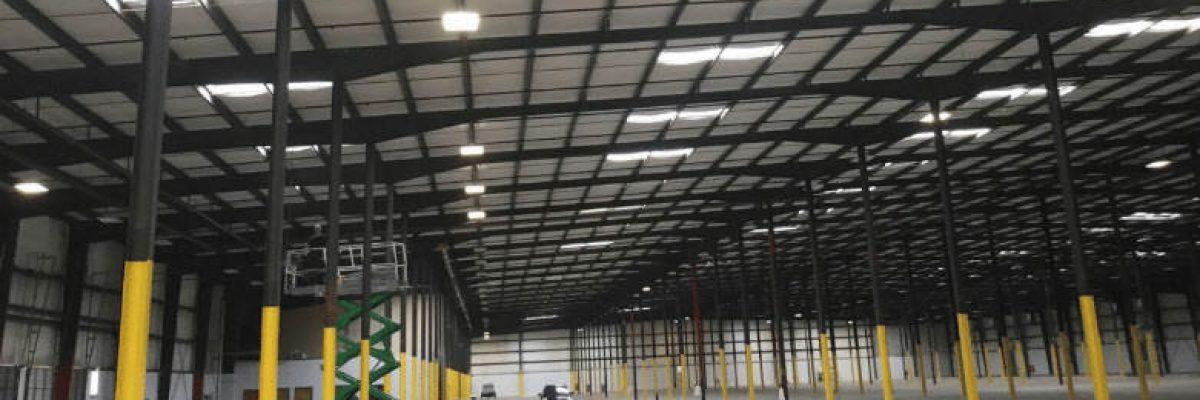 Industrial Warehouse Construction CBRE