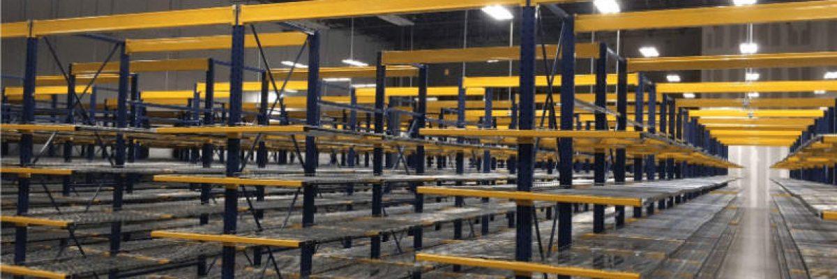 Industrial Warehouse Ralph Lauren