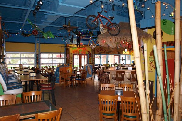 Lake Mary Commercial General Contractor - Beach Bar