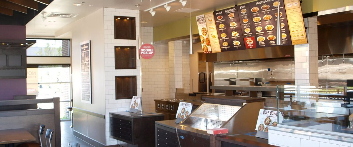 Lake Mary Commercial General Contractor - Restaurant