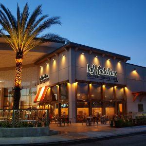 Mall Food Court Restaurant Construction