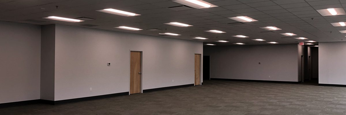 Office Space in Warehouse General Contractor - 1200