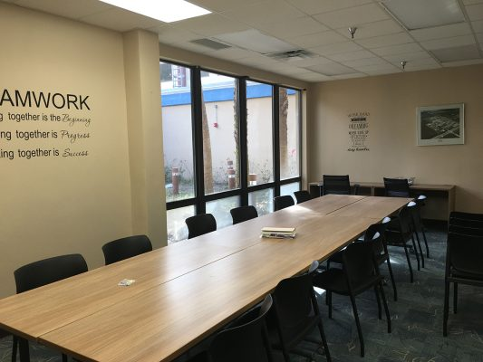 Orlando GC Renovation for Water Reclamation Center Admin Conference Room