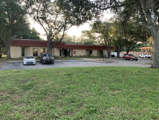 Orlando GC Renovation for Water Reclamation Center Administration Building