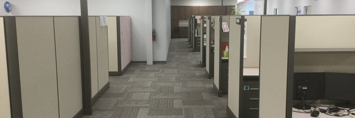 Orlando GC for Office Space in Warehouse