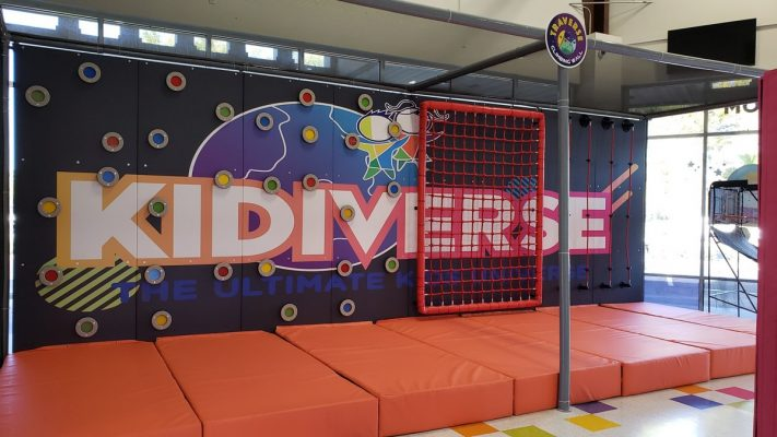Orlando Renovation for Playground Graphic Wall