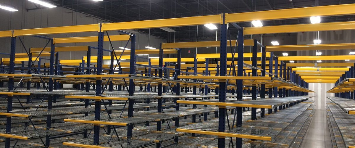Orlando Commercial General Contractor - Warehouse Racking