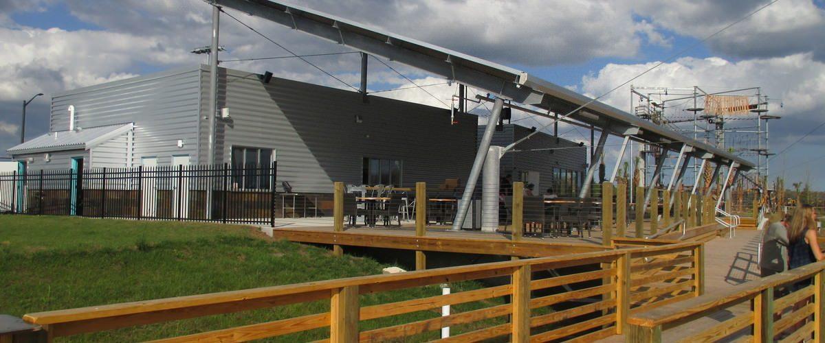Orlando Commercial General Contractor - Water Ski Complex