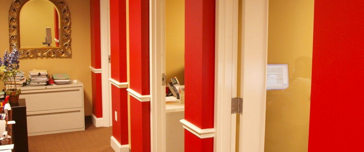 Oviedo Commercial General Contractor - Office Glass Doors
