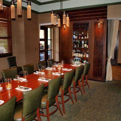 Orlando Commercial General Contractor - Pointe Orlando Wine Room
