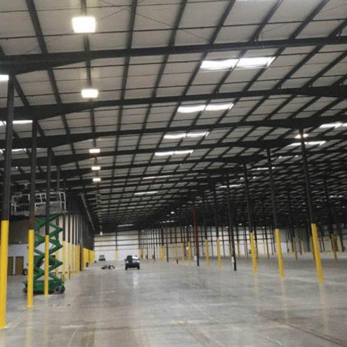 Commercial GC in Orlando Portfolio for Industrial Warehouses