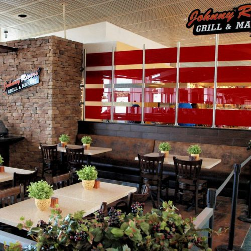 Commercial GC in Orlando Portfolio for Restaurants
