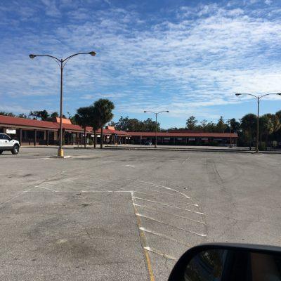 Before Orlando GC arrives for Retail Façade at Fort Gatlin