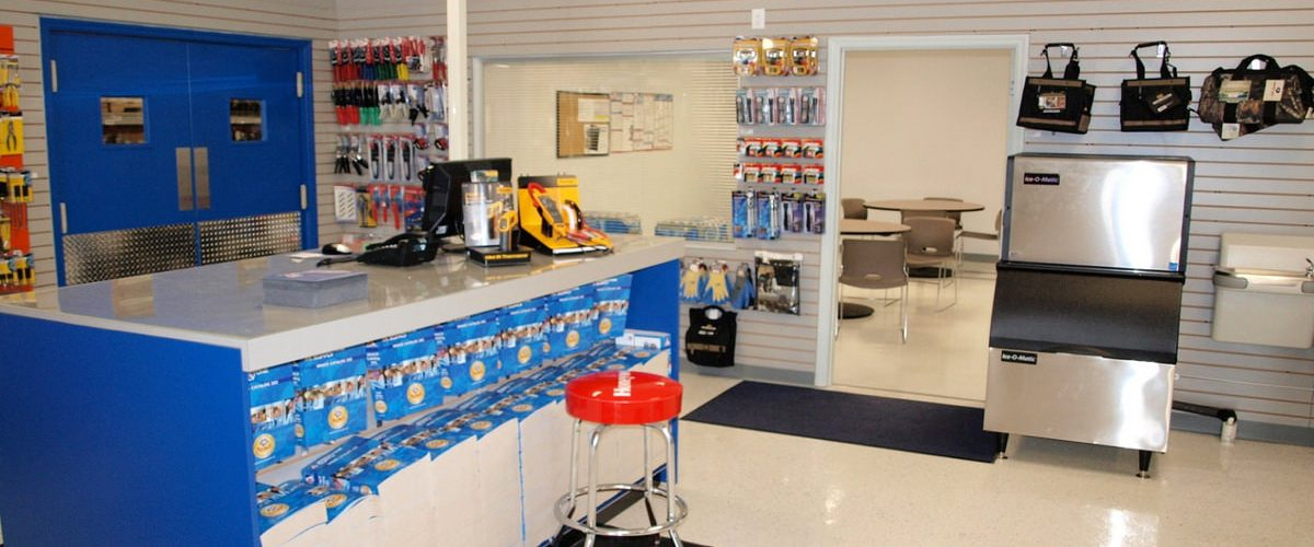 Sanford Commercial General Contractor - HVAC Retail