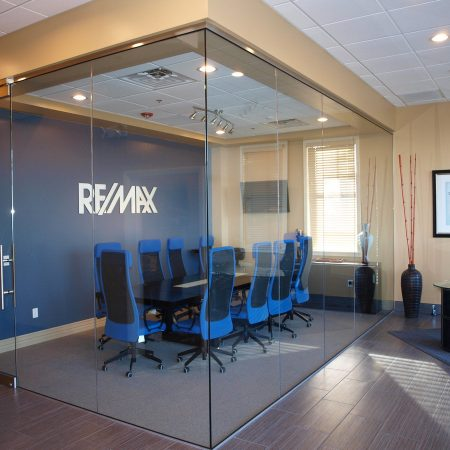 Winter Garden Commercial General Contractor - Frameless Glass