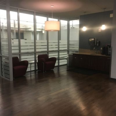 Orlando Warehouse Construction Builder for Break Room